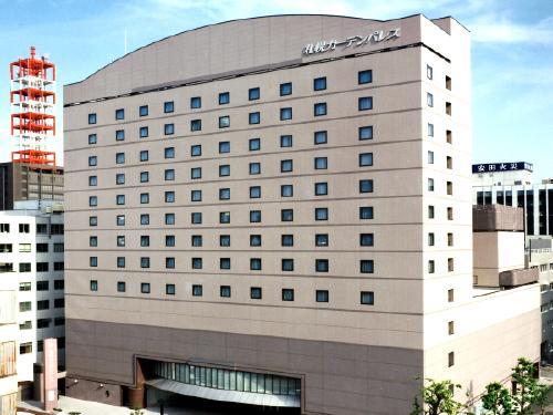 ホテル札幌ガーデンパレス 3