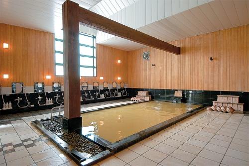 都心の天然温泉 名古屋クラウンホテル 1