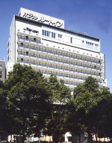 ホテルルートイン大阪本町 4